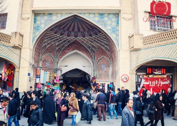 bazaar bozorg entrance-1
