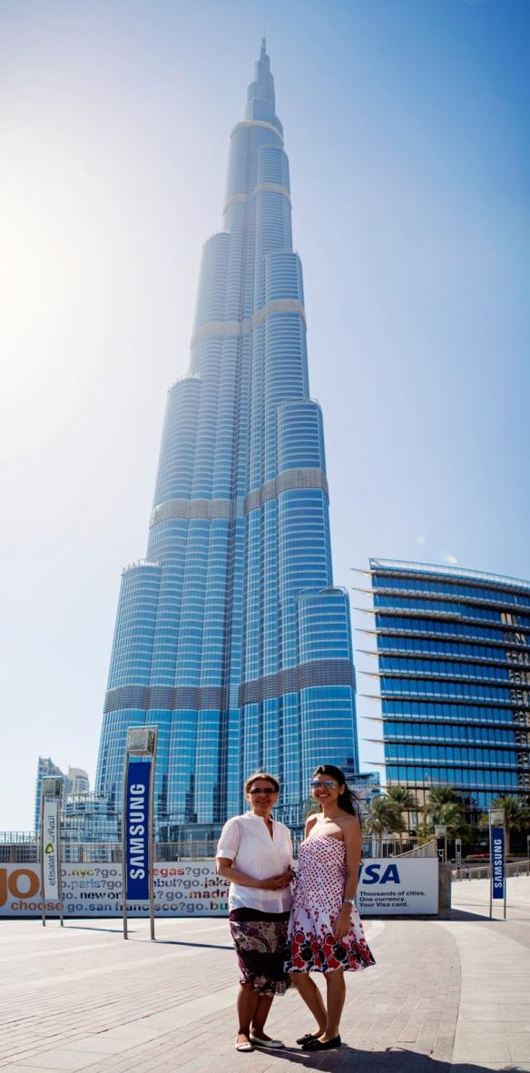 Mehrzad & Ghazaleh Burj